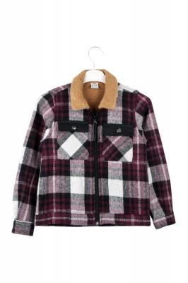 ALZEK Куртка для мальчика на меху (Арт. D 5532)