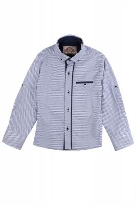Normani Рубашка для мальчика 1-4 лет (Арт. TB 5383)