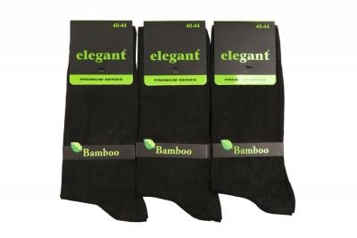 Носки мужские бамбук цвет темно серый (NS 5305)