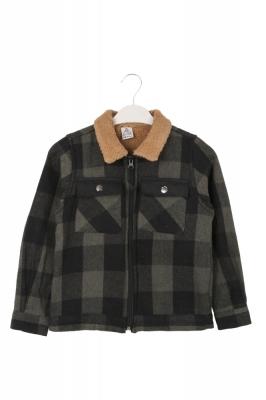 ALZEK Куртка для мальчика на меху (Арт. D 5527)