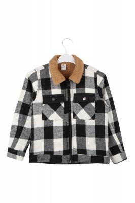 ALZEK Куртка для мальчика на меху (Арт. D 5528)