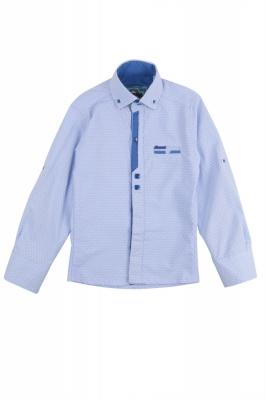 Normani Рубашка для мальчика 1-4 лет (Арт. TB 5380)