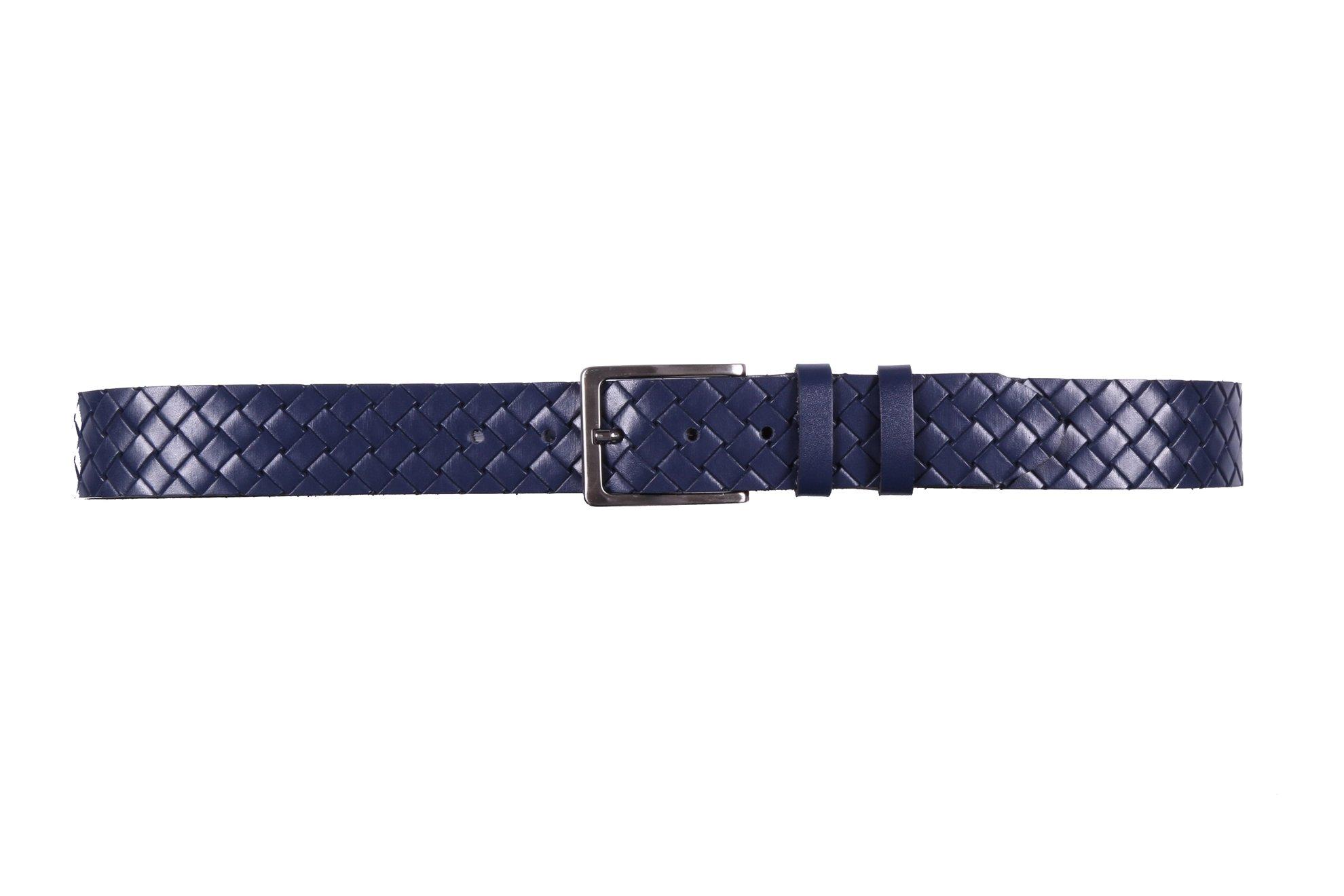 Мужской кожаный ремень  (Арт. REM-15)
