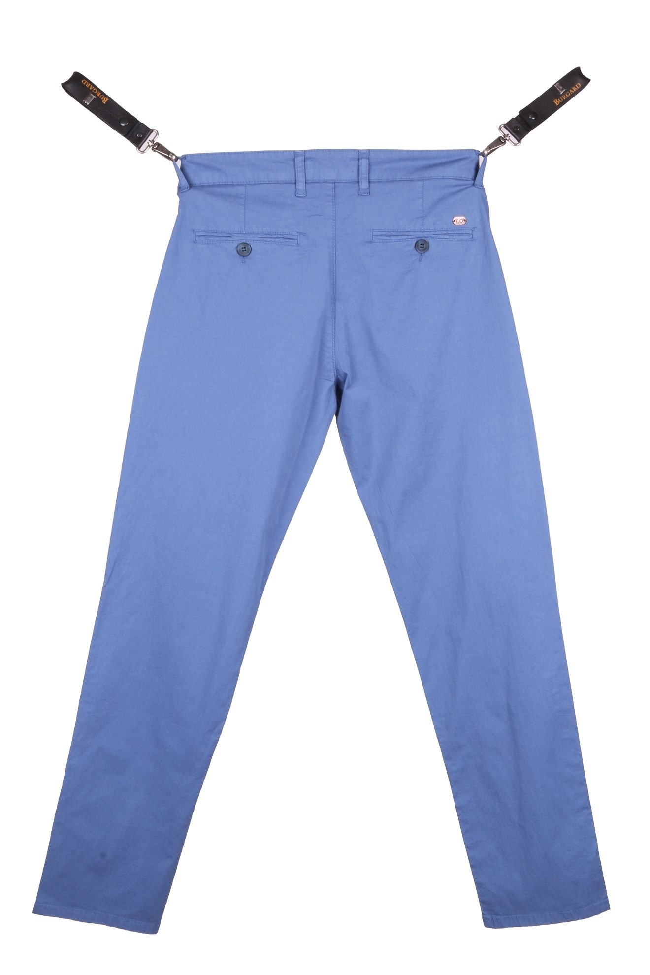 Летние брюки баталы для мужчин  (Арт. JEANS 0085В)