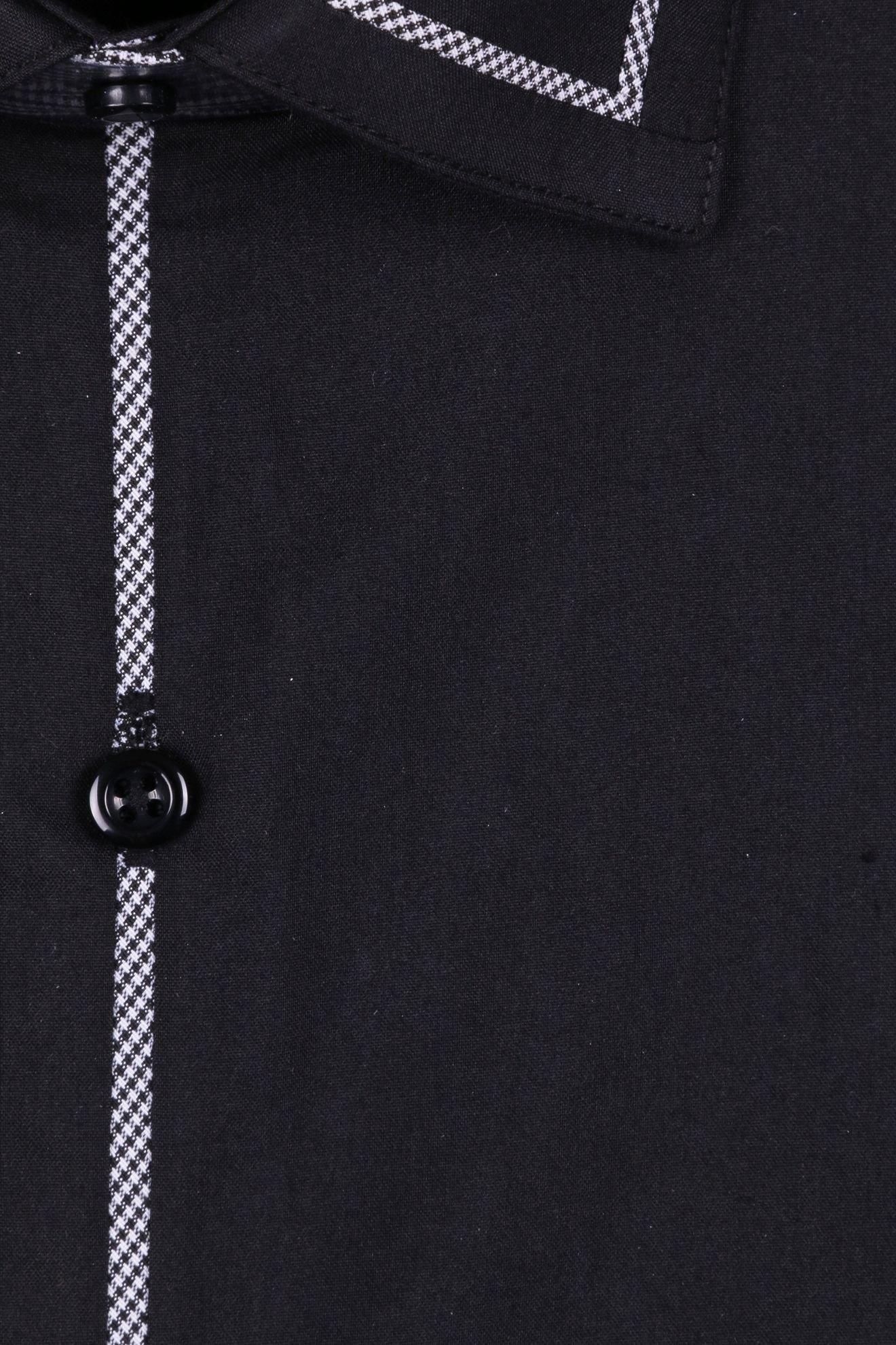 Классическая рубашка с коротким рукавом (Арт. T 2372K)