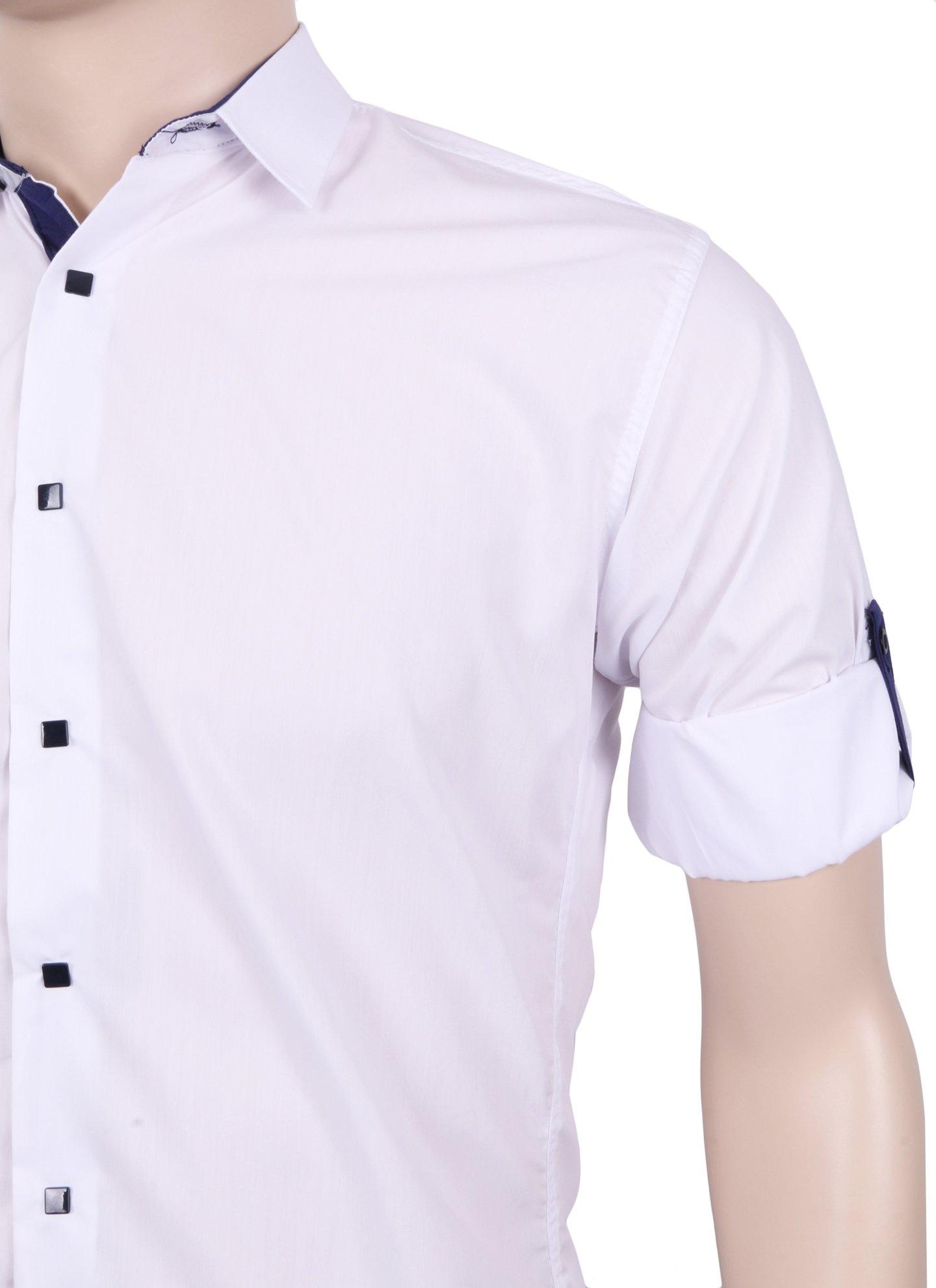 Детская комбинированная рубашка (Арт. TB 2579)
