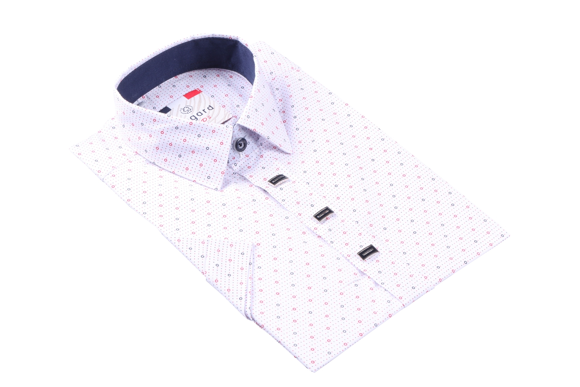 Детская рубашка с коротким рукавом (Арт. B SKY 1619K)