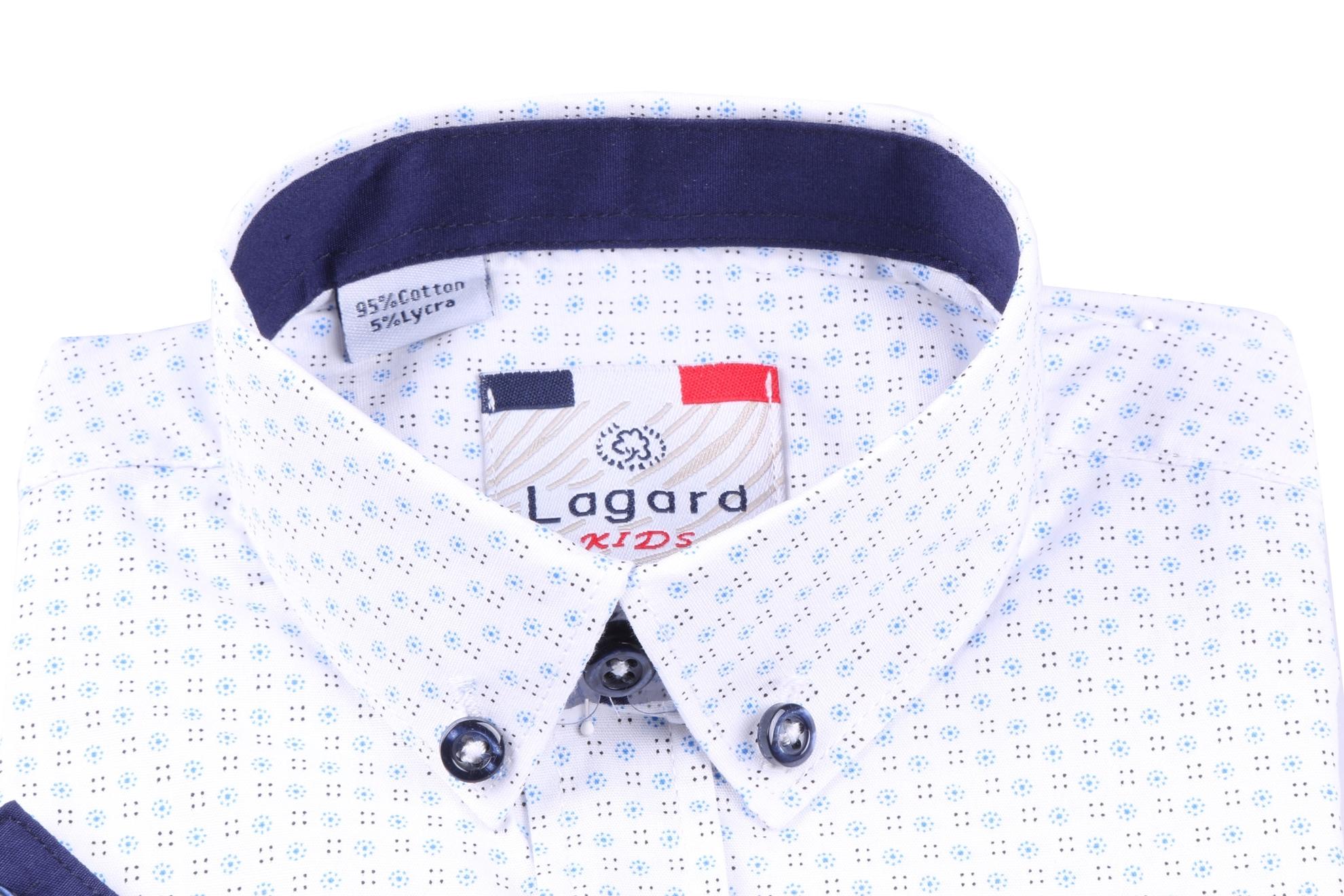 Детская рубашка с коротким рукавом (Арт. B SKY 2115K)