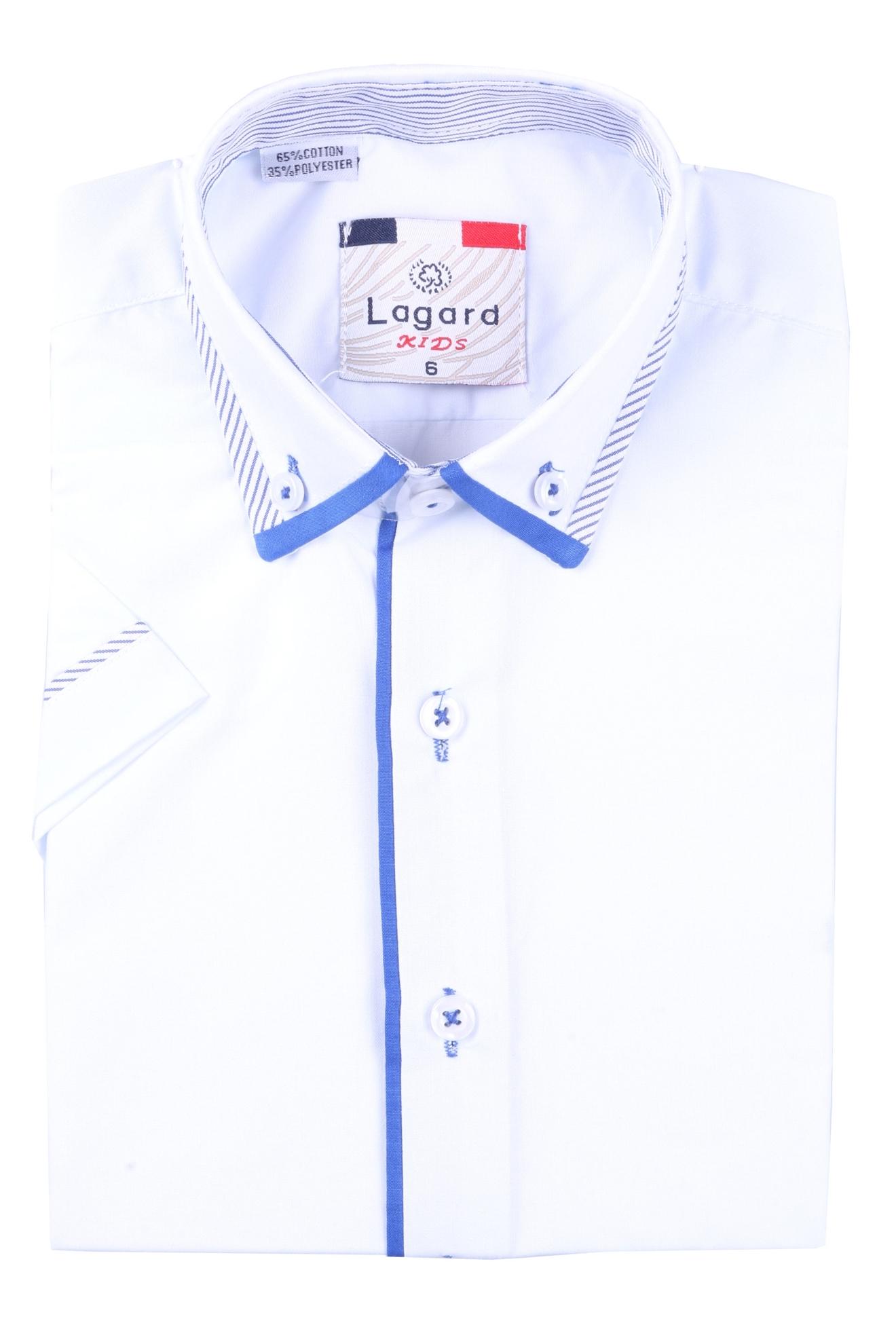 Детская рубашка с коротким рукавом (Арт. B SKY 2186K)