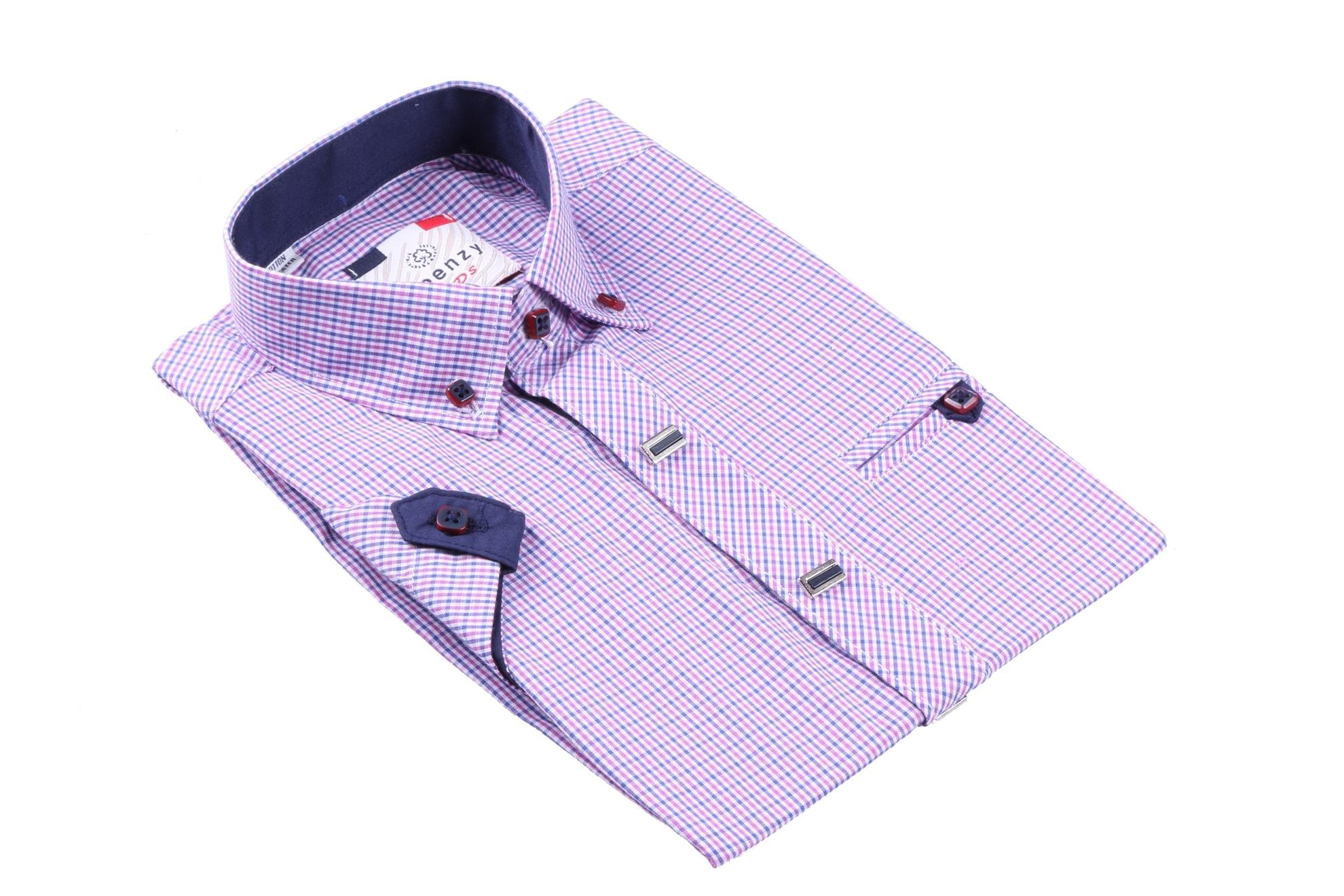 Детская рубашка с коротким рукавом (Арт. B SKY 2499K)
