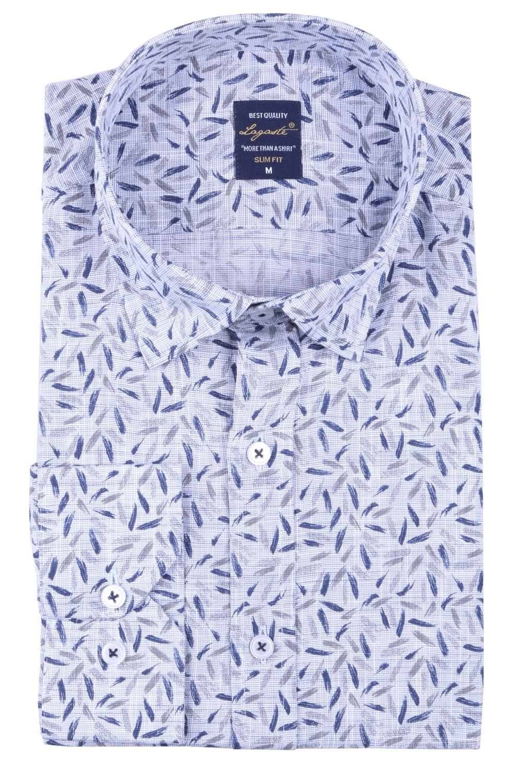 Молодежная рубашка, длинный рукав трансформер (Арт. T 3138)