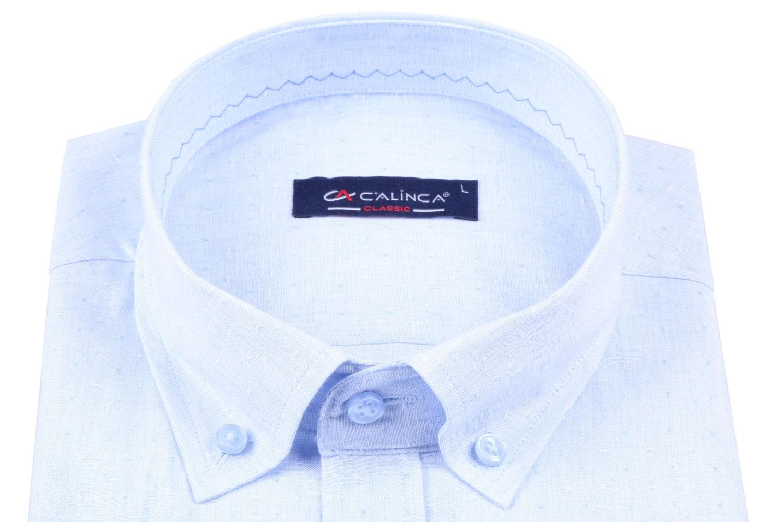 Классическая рубашка с коротким рукавом (Арт. T 3151K)