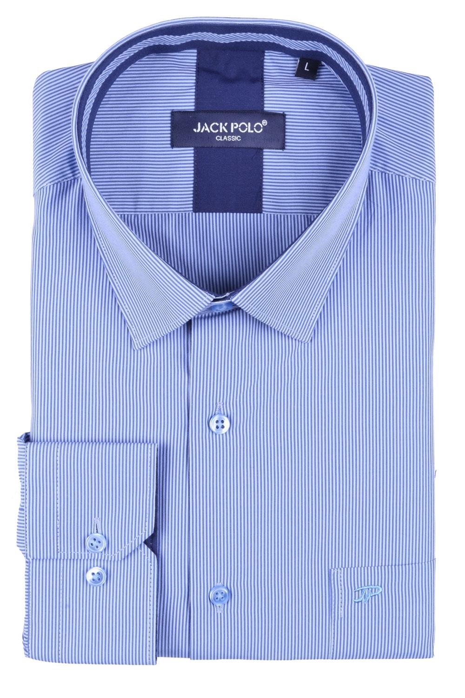 Классическая рубашка, длинный рукав трансформер (Арт. T 3156)