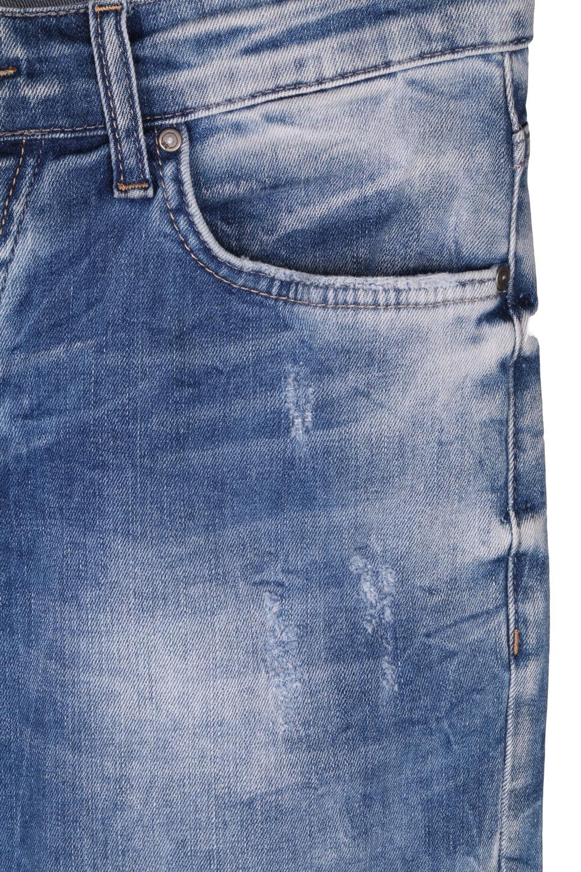Мужские джинсовые шорты (Арт. SH 3586)