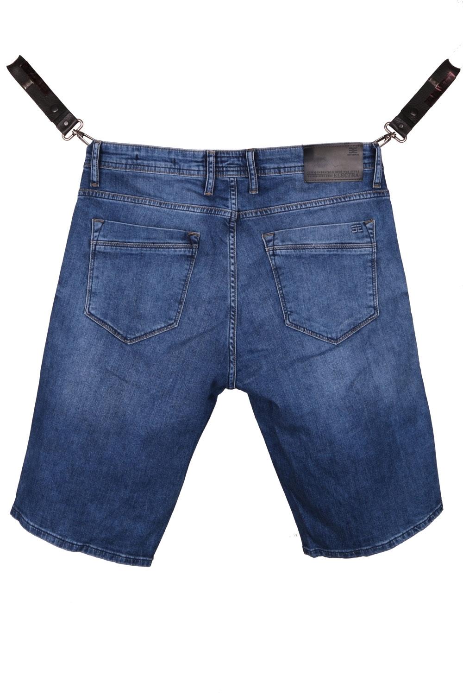 Мужские джинсовые шорты (Арт. SH 3594)