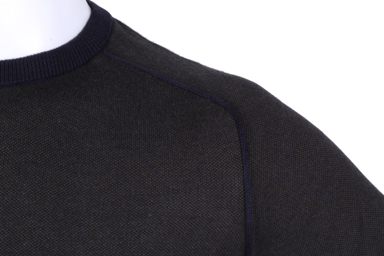 Стильный мужской свитер (Арт. POS 3912)