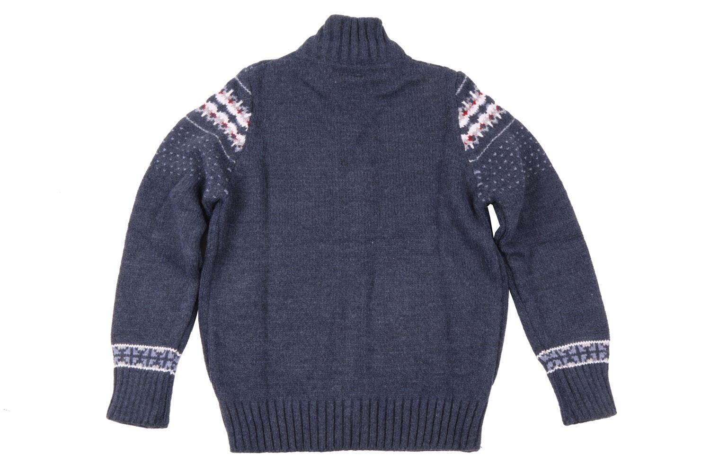 Детский свитер с застёжкой на молнии (Арт. D-POS 4141)