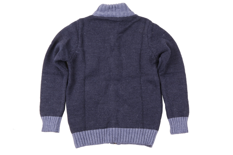 Детский свитер с застёжкой на молнии (Арт. D-POS 4144)