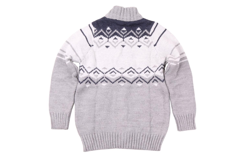 Детский свитер с застёжкой на молнии (Арт. D-POS 4145)