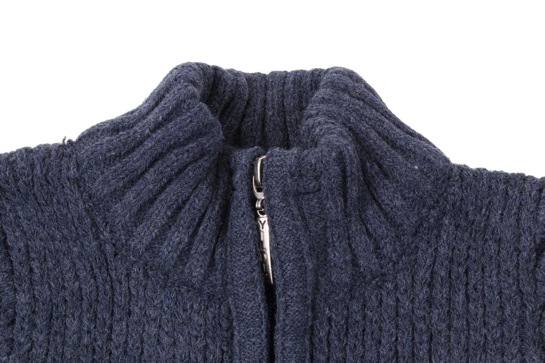 Детский свитер с застёжкой на молнии (Арт. D-POS 4147)