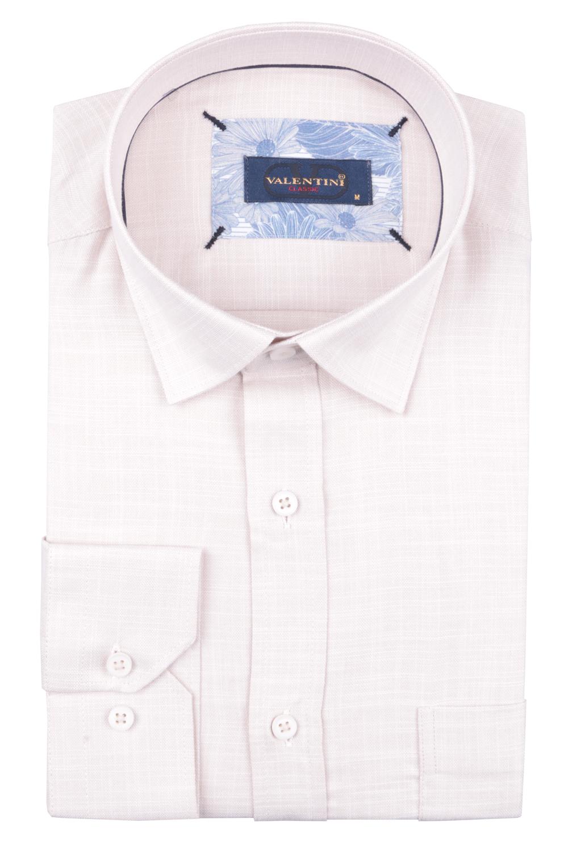Рубашка мужская классика, длинный рукав (Арт. T 4726)