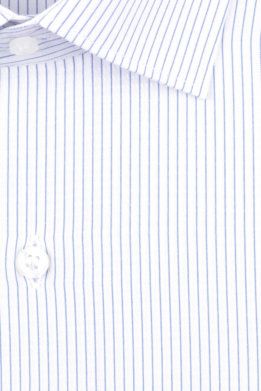 Рубашка мужская классика в полоску, длинный рукав (Арт. T 4731)