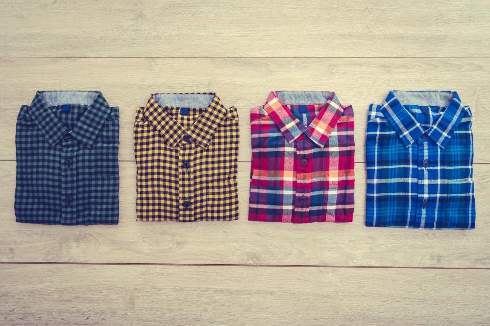Виды мужских рубашек